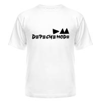 Футболка Depeche Мode 1