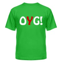 Футболка OYG