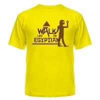 Футболка Walk like