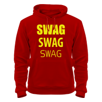 Толстовка Swag, swag, swag