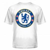 Футболка Chelsea белая
