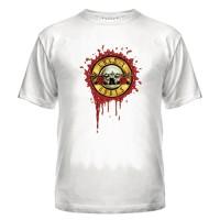 Футболка Guns N Roses лого