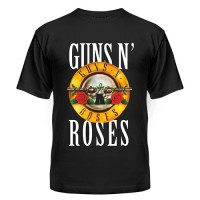 Футболка c Guns N Roses