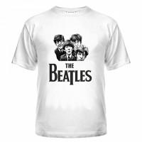 Футболка с Beatles