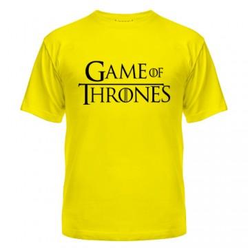 Футболка Game of Thrones logo, купить, Украина