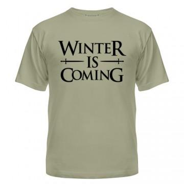 Футболка Winter is Coming, купить, Украина
