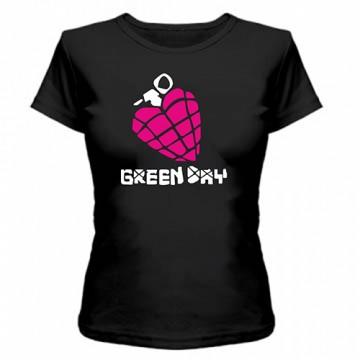 Футболка Green Day, акционная цена