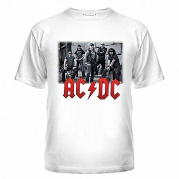 Футболка AC DC, акционная цена