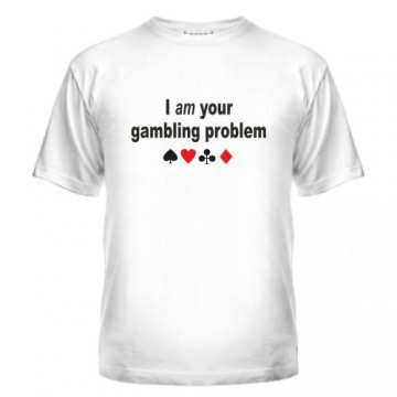 Футболка Покер, акционная цена