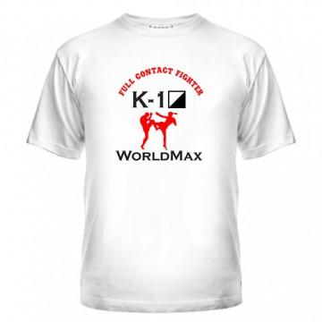 Футболка WorldMax, акционная цена