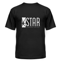 футболка star labs