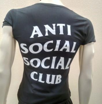Футболка Anti Social Social Club